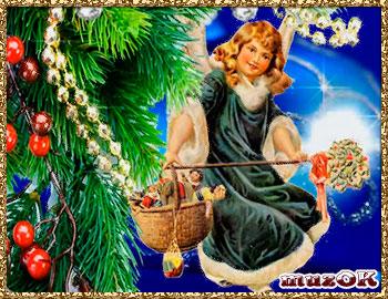 С Рождеством. Красивое видео поздравление
