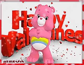 С Днем святого Валентина. Видео поздравление.