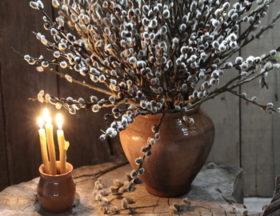 Традиции и обряды в Вербное воскресенье. Видео.