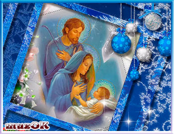 Рождество Христово. Красивое видео поздравление