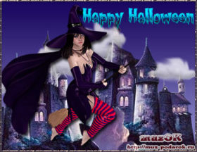 Праздник Хэллоуин. Коротко о традициях.